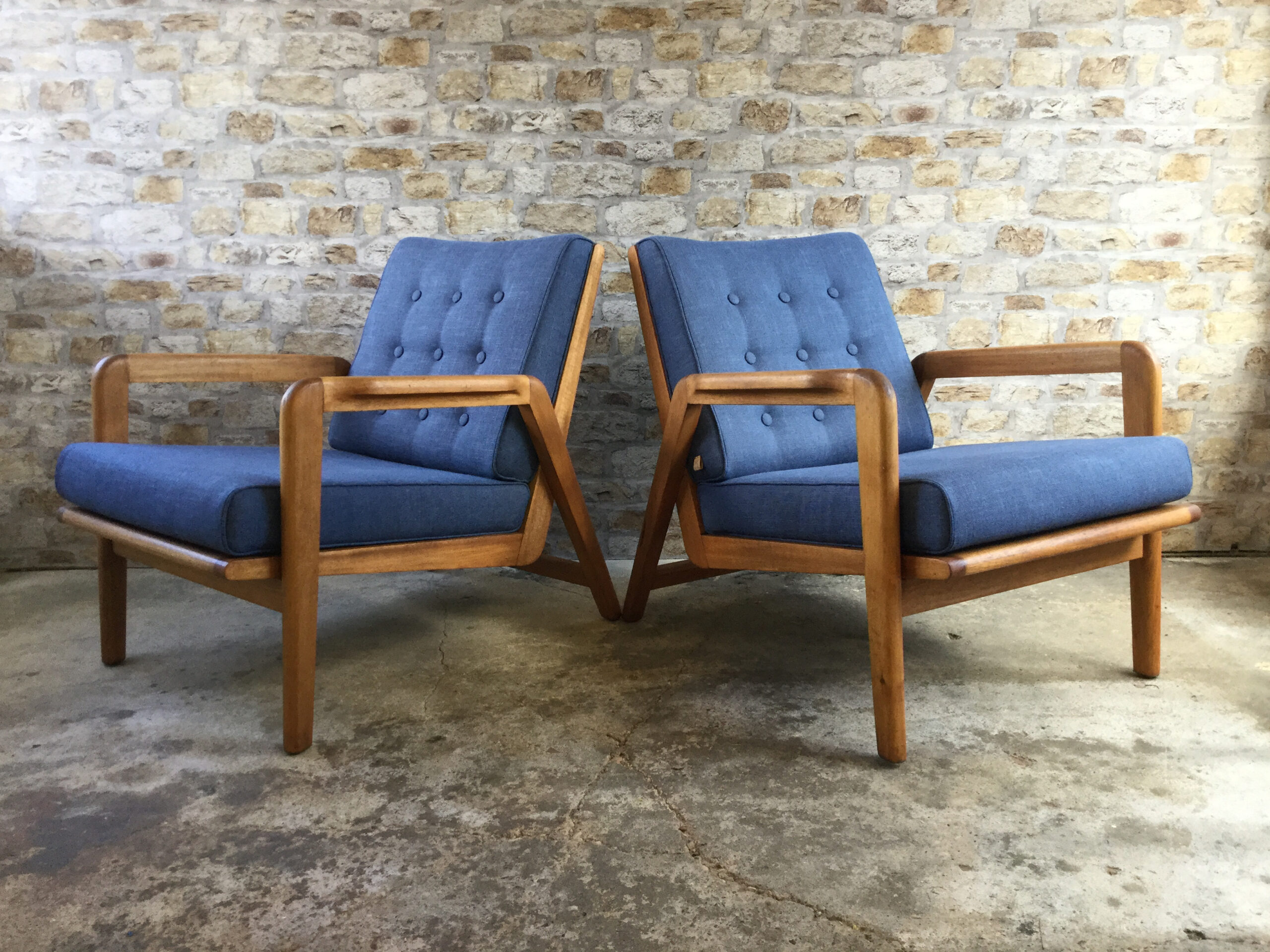 G Plan Redford Chairs